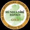 medalla-de-oro-en-Mundus-Vini-Biofach
